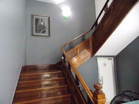 Hotel Avenida Park : As escadas são lindas