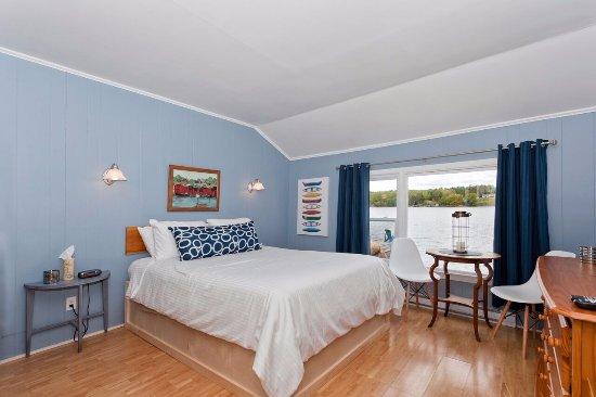Bridgewater, Canada: Boathouse Suite