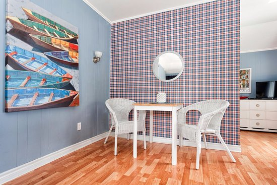 Bridgewater, Καναδάς: Boathouse Suite