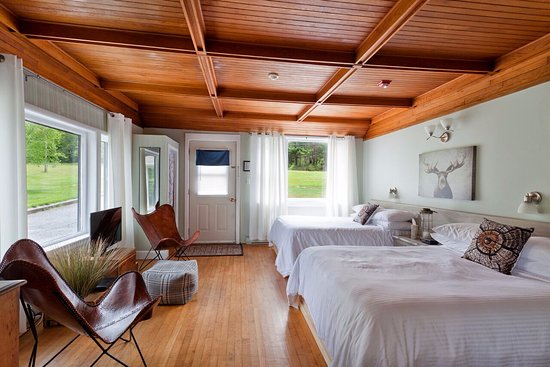 Bridgewater, Canada: Drive-Up Double Suite
