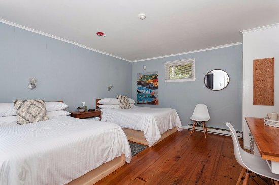 Bridgewater, Canada: Drive-up Double Room