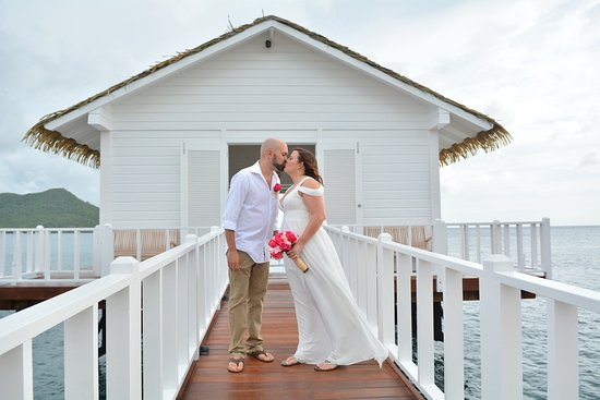 Wedding Chapel Picture Of Sandals Grande St Lucian Spa Beach
