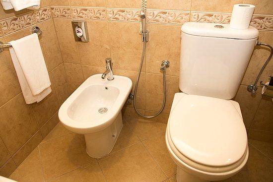 Toilet Bidet Picture Of Majestic City Retreat Hotel Dubai