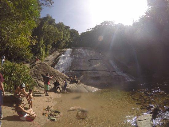Visconde de Maua, RJ: cachoeira 2