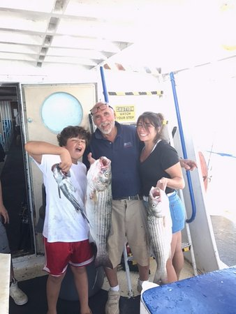 Waterford, CT: Fishing fun for the whole family!