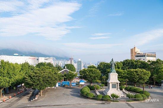 Yongdusan Park : 용두산공원