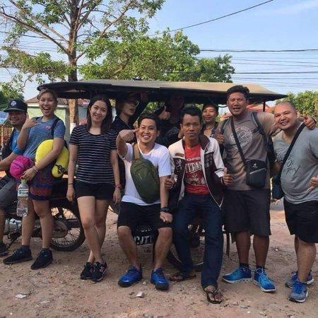 Angkor Taxi Tours