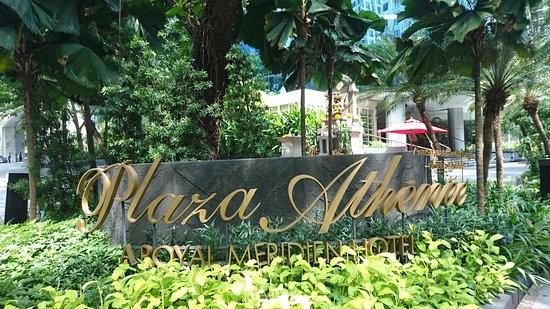 飯店外照 - 플라자 아테네 방콕 로열 메르디앙 호텔, 방콕 사진 ...