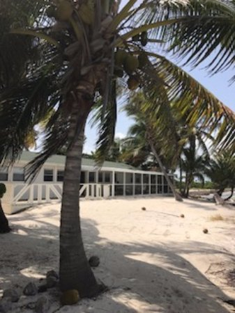 Turneffe Island, Belize: Beachhouse