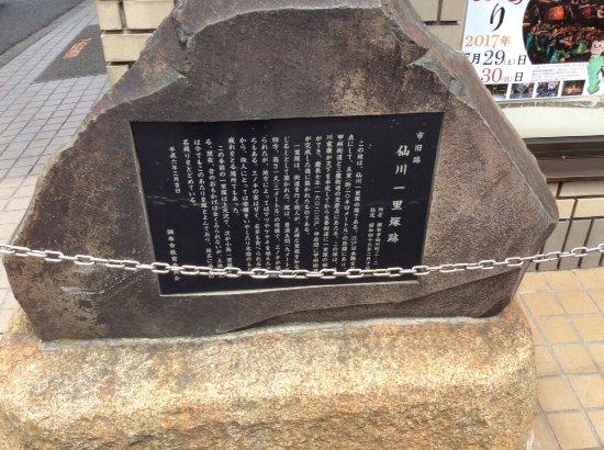 Sengawa Ichirizuka Remains