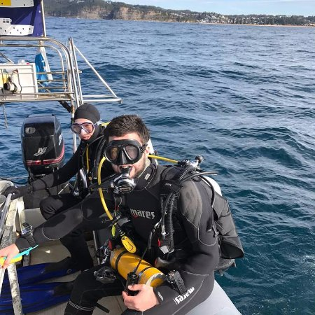 Pro-Dive Central Coast