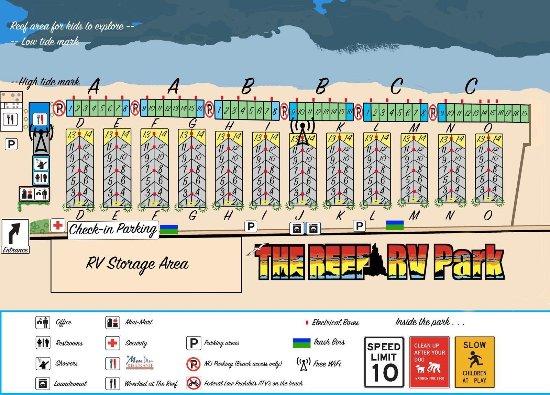 The Reef Rv Park Puerto Pe 241 Asco Sonora Opiniones Y