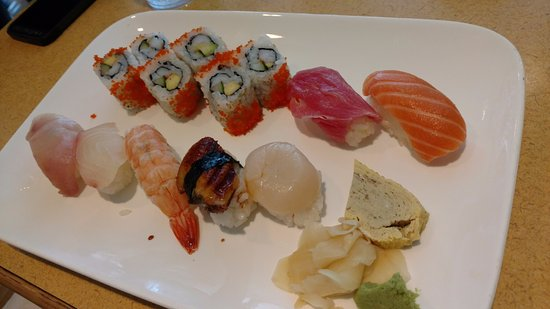 Genki Sushi : They know how to serve the best quality sushi!