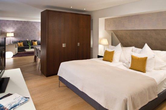 Alden Suite Hotel Splügenschloss Zurich: RSTAlden Loft Suite