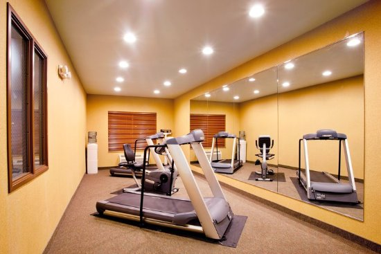 Mattoon, IL: Fitness Center