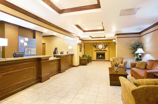 Mattoon, IL: Hotel Lobby