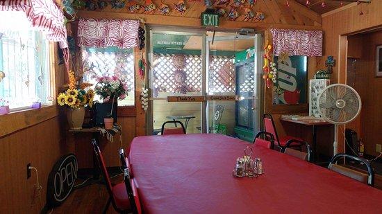 Cascade, CO: Inside picture