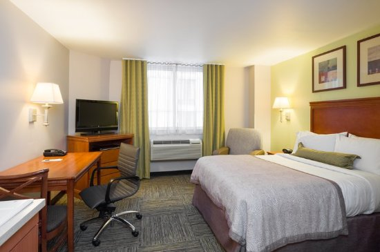 Candlewood Suites New York City Times Square : Studio Suite