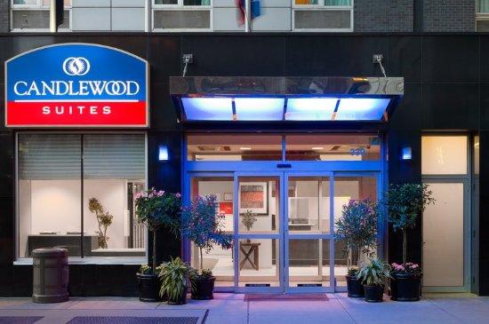 candlewood suites new york city times square 126. Black Bedroom Furniture Sets. Home Design Ideas