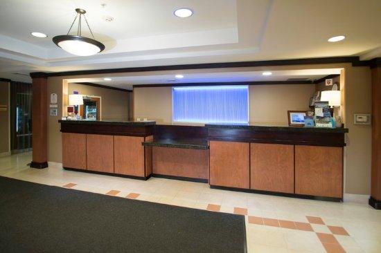 Burley, Αϊντάχο: Front Desk Check-in