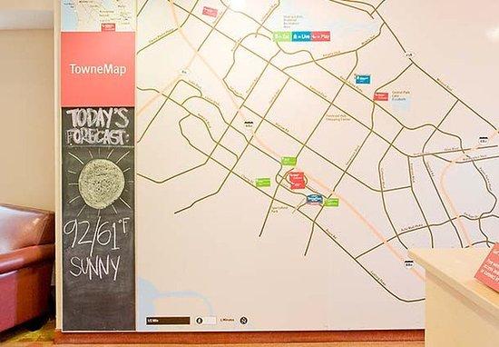 Newark, Californien: TowneMap