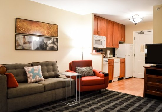 Stafford, VA: One-Bedroom Suite - Living Area