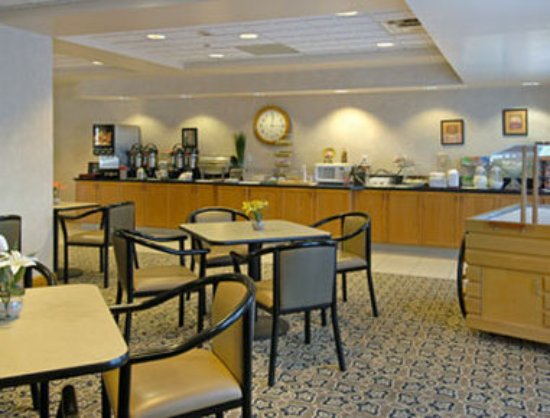Miramar, FL: Breakfast Area