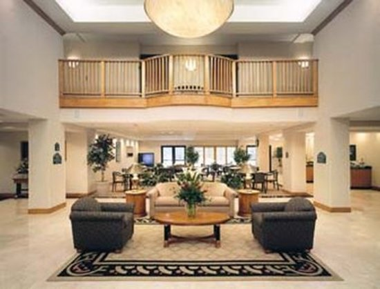 Miramar, FL: Lobby
