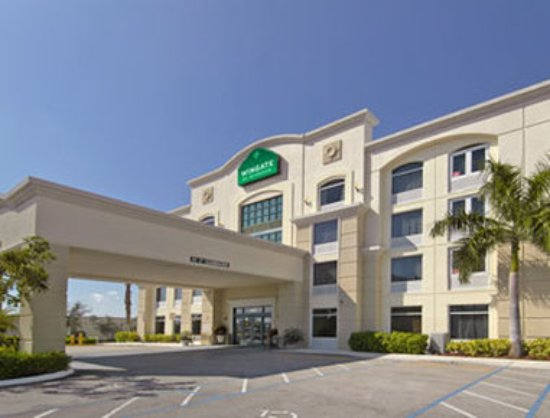 Welcome to the Wingate by Wyndham Miramar