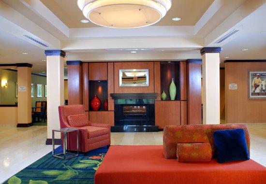 Millville, Nueva Jersey: Lobby Seating Area