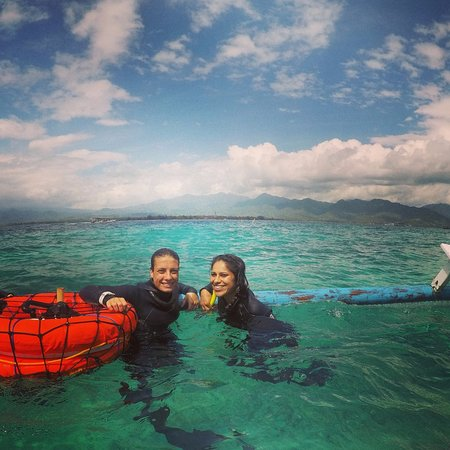 Gili Air, Indonesien: 1 day freedive introduction :)