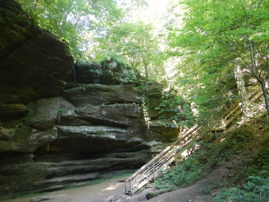 Loudonville, OH: Lions Falls