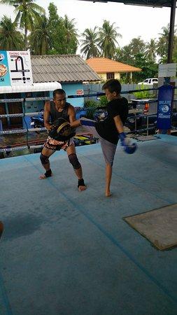 Kobra Muay Thai Boxing Stadium : IMG_20170713_174012_large.jpg