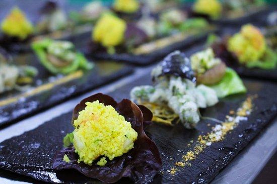 Corinthia Hotel Lisbon: Trilogy Snack