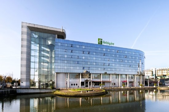 Noisy-le-Grand, Fransa: Afternoon at Holiday Inn Paris - Marne La Vallee