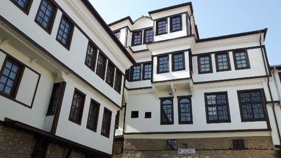‪National Ohrid Museum - Robevci House‬