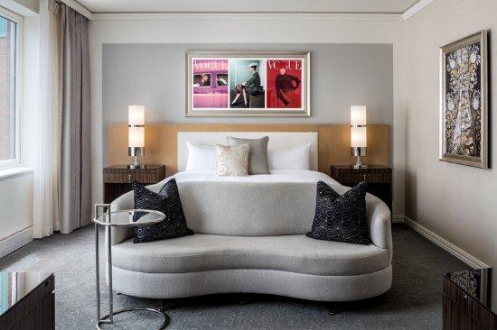 Loews Hotel Vogue: Guestroom