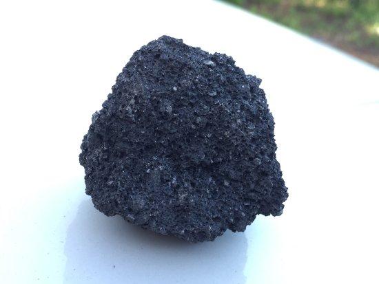 Suisenkyo: 噴石