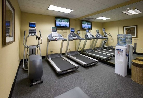 Cranford, Nueva Jersey: Fitness Center