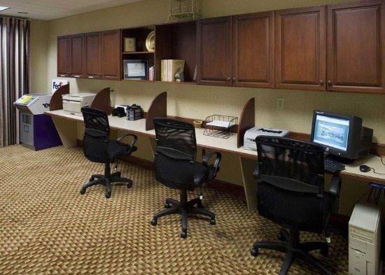 Cranford, Nueva Jersey: Business Center