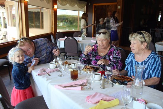 St. Catharines, Canada: Mothers' Day brunch