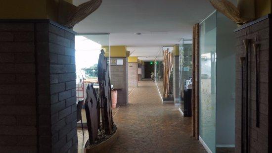 Diez Hotel Categoria Colombia: terraza