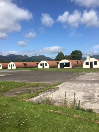 Comrie, UK: Nippon barracks