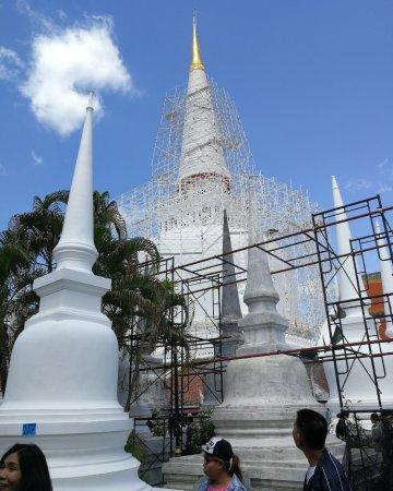 Phra Mahathat Woramaha Wiharn Foto
