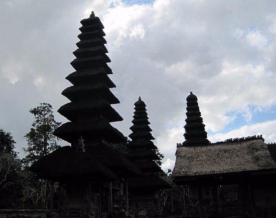Mengwi, Indonesia: 独特の建築様式1