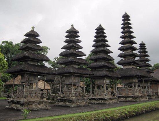 Mengwi, Indonésia: 独特の建築様式2