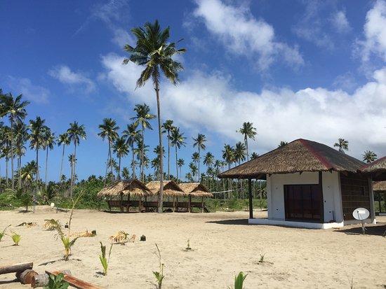 Tablas Island, Philippines : kubos
