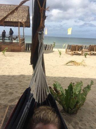 Tablas Island, Philippines : hammock time