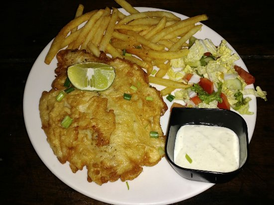 Adam 39 s family bungalows restaurant 0 for Eds fish and chips