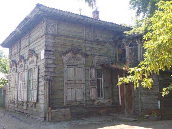 Sokolovskiye-Krenits Residence